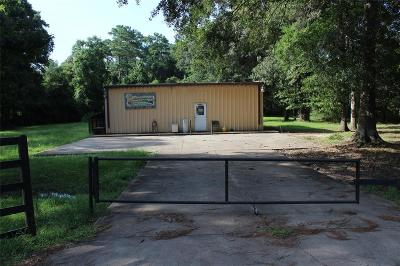 Conroe Residential Lots & Land For Sale: 14909 Hill Road