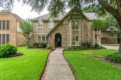 Tomball Single Family Home For Sale: 16427 Finborough Drive