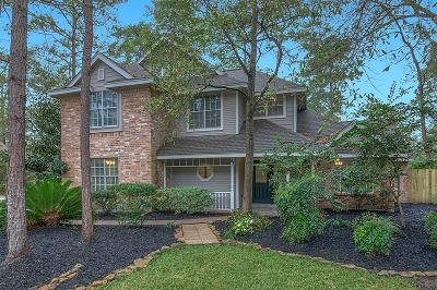 The Woodlands Single Family Home For Sale: 41 Thundercove Place