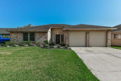 Friendswood Single Family Home For Sale: 2519 Colonial Ridge Drive