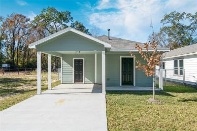 Single Family Home For Sale: 5821 Cebra Street