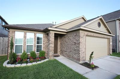 Cypress Single Family Home For Sale: 14922 Breezy Forest Lane