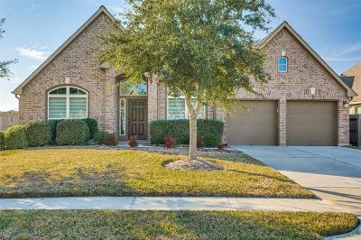 Pearland Single Family Home For Sale: 2814 Field Hollow Drive