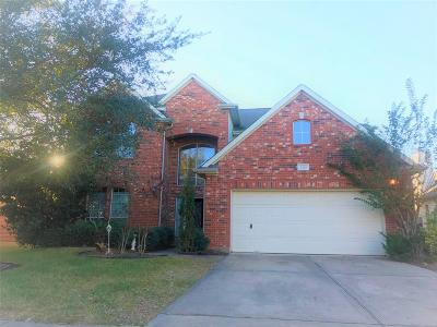 Pearland Rental For Rent: 2410 Sunfire Lane