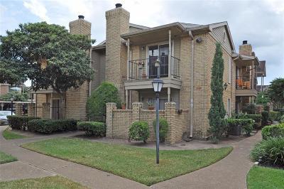 Houston Condo/Townhouse For Sale: 3600 Jeanetta Street #2303