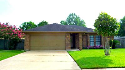 Pearland Single Family Home For Sale: 2109 Moss Creek Lane