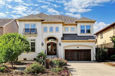 Houston Single Family Home For Sale: 3821 Drummond Street