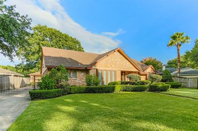 Houston Single Family Home For Sale: 2448 Brookmere Drive