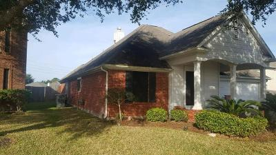 Fresno TX Single Family Home For Sale: $190,000