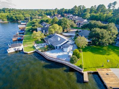 Conroe Single Family Home For Sale: 35 Lakeview Vlg