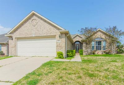 La Porte Single Family Home For Sale: 3536 Bayou Forest Drive
