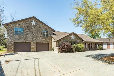 Brazoria Single Family Home For Sale: 2082 Fm 521 Road