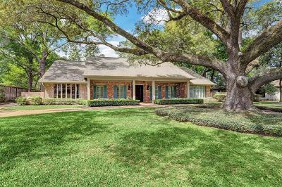 Houston Single Family Home For Sale: 11932 S Durrette Drive
