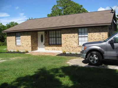 Santa Fe Single Family Home For Sale: 3701 Rush Rd Road