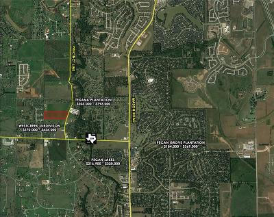 Residential Lots & Land For Sale: Precinct Line Road