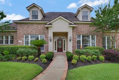 Houston Single Family Home For Sale: 28 Villa Bend Drive