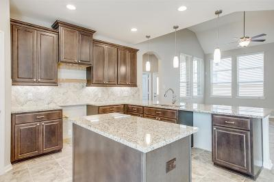 Single Family Home For Sale: 19615 Lake Bosque Drive