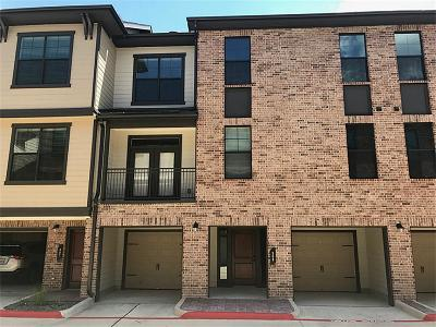 Montgomery County Rental For Rent: 25145 Panther Bend Court #508