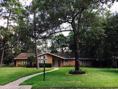 Harris County Single Family Home For Sale: 11614 Starwood Drive