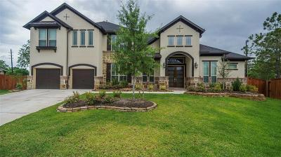 Cypress Single Family Home For Sale: 19603 Lone Tupelo Court