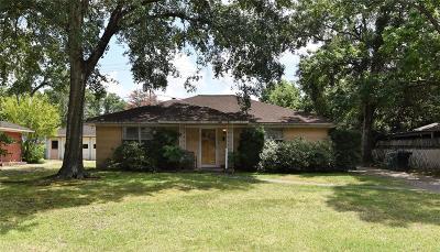 Houston Single Family Home Pending: 1710 Tannehill Drive