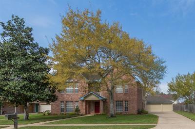 Friendswood Single Family Home For Sale: 1503 Bayou Oak Drive