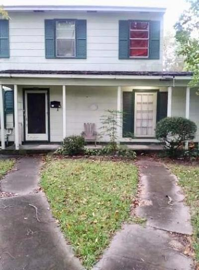 Texas City Single Family Home For Sale: 1221 6th Avenue N
