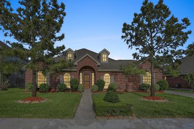 Manvel Single Family Home For Sale: 3207 Longhorn Circle