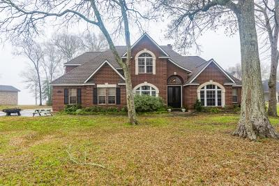 Baytown Single Family Home For Sale: 7118 Plantation Drive