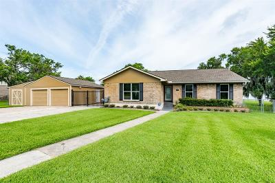 Huffman Single Family Home For Sale: 103 Cedar Lake Road