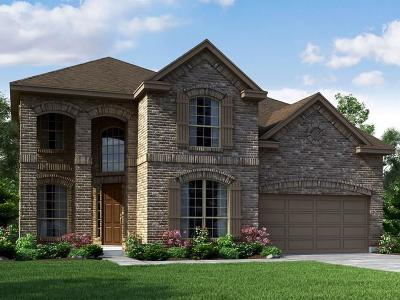 Tomball Single Family Home For Sale: 17910 Kelsey Hills Lane