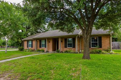 Galveston County, Harris County Single Family Home For Sale: 1718 Springwell Drive