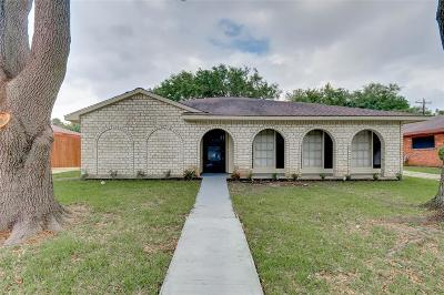 Houston Single Family Home For Sale: 11319 Sagewillow Lane