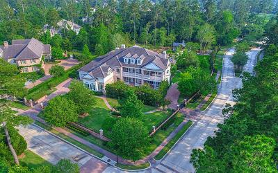 The Woodlands Single Family Home For Sale: 2 Saint Peters Gate