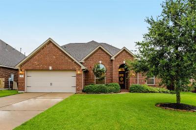 League City Single Family Home For Sale: 277 W Creek Drive
