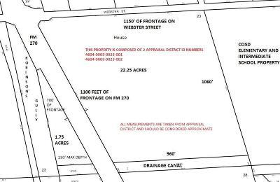 League City TX Farm & Ranch For Sale: $5,227,200