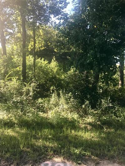 Montgomery Residential Lots & Land For Sale: 16732 Stonefield