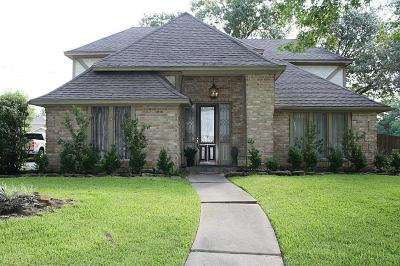 Humble Single Family Home For Sale: 19702 Oak Branch Court
