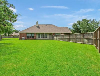 Pearland Single Family Home For Sale: 1446 N Riviera Circle