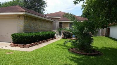 Houston Single Family Home For Sale: 6511 Langham Way