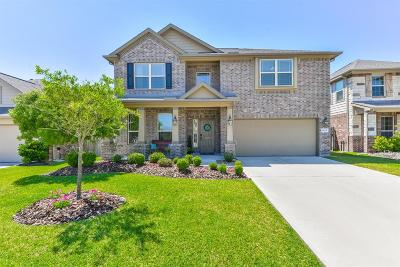 Tomball Single Family Home For Sale: 18231 Tacoma Ridge Drive