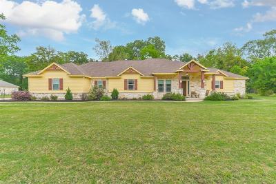 Huffman Single Family Home For Sale: 411 Lassen Villa Court