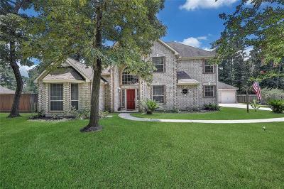 Magnolia Single Family Home For Sale: 5707 Lotus Lane