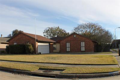 La Porte Single Family Home For Sale: 3817 Aspen Drive