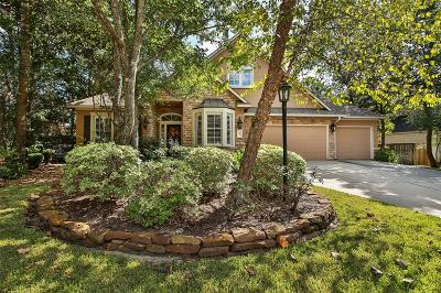 The Woodlands Single Family Home For Sale: 67 S Plum Crest Circle