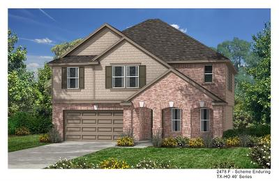 Pearland Single Family Home Pending: 3914 Chartham Lane
