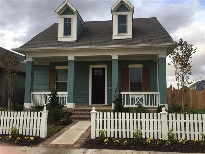 Cypress Single Family Home For Sale: 18410 Donnell Lake