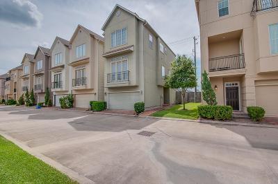 Houston Single Family Home For Sale: 9020 Harbor Hills Drive