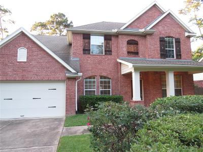 The Woodlands Single Family Home For Sale: 94 N Westwinds Circle