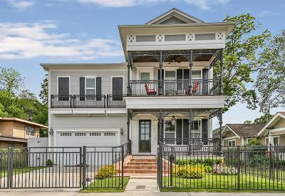 Houston Single Family Home For Sale: 740 E 19th Street